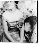 Charlotte Holloman (1922-) Canvas Print by Granger