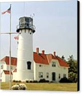 Chatham Lighthouse Canvas Print