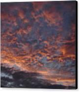 Chemical Sky Canvas Print
