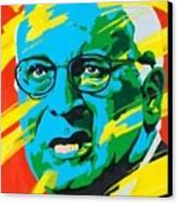 Cheney Canvas Print by Dennis McCann