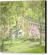 Chester Springs Canvas Print