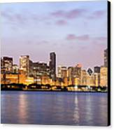 Chicago Panorama Canvas Print