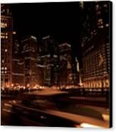 Chicago Streets Canvas Print