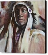 Chief 1 Canvas Print