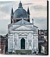 Chiesa Del Redentore Venice Canvas Print