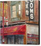 Chinatown 1 Canvas Print
