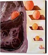 Chocolate Pocket Canvas Print