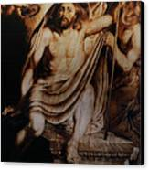 Christ Risen Canvas Print