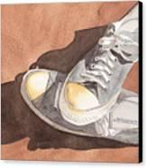 Chucks Canvas Print by Ken Powers