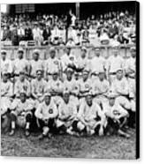 Cincinnati Reds, Baseball Team, 1919 Canvas Print by Everett
