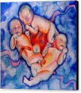 Circle Of Life Canvas Print