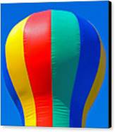 Circus In The Sky - Two Canvas Print