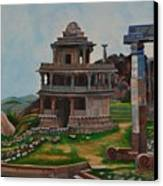 Cithradurga Fort Canvas Print