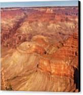 City - Arizona - Grand Canyon - The Great Grand View Canvas Print