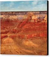 City - Arizona - The Grand Canyon Canvas Print by Mike Savad