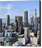 City Of Los Angeles Canvas Print by Kelley King
