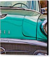 Classic Buick Canvas Print by Mamie Thornbrue