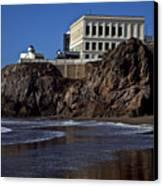 Cliff House San Francisco Canvas Print