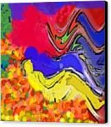 Climax  Canvas Print