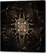 Clockwork Canvas Print by John Edwards