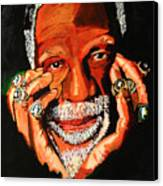 Cloud Eleven - Bill Russell Canvas Print