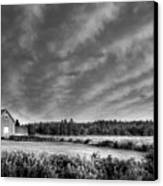 Cloud Illusion Canvas Print by Elisabeth Van Eyken