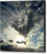 Clouds Two Canvas Print