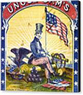 Coffee Label, C1863 Canvas Print by Granger