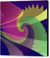 Color Designs Canvas Print by Anthony Caruso