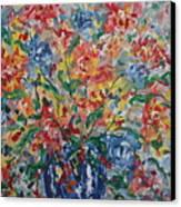Color Expressions. Canvas Print