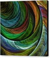 Color Glory Canvas Print