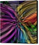 Color Grade Canvas Print by Thomas Smith