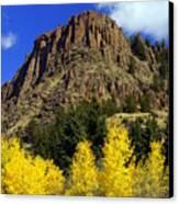 Colorado Butte Canvas Print