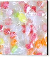 Colorful Candies Canvas Print