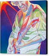 Colorful Trey Anastasio Canvas Print