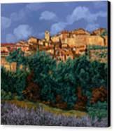 colori di Provenza Canvas Print