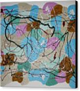 Colour And Shapes No 3 Canvas Print