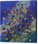 Colour Me Jazz  Canvas Print