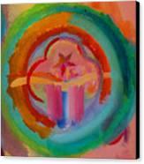 Colour States Canvas Print