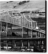 Columbia River Crossing Canvas Print