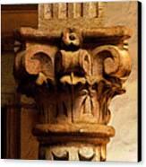 Column's Capital Canvas Print by Mexicolors Art Photography