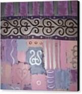 Composition 2 Canvas Print
