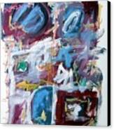 Composition No. 10 Canvas Print