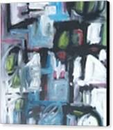 Composition No. 3 Canvas Print
