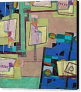 Composition Xxii 07 Canvas Print