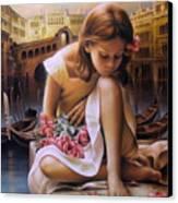 Consuelo Canvas Print