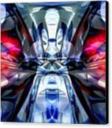 Convergence Abstract Canvas Print by Alexander Butler