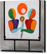 Conversations With Picasso Canvas Print