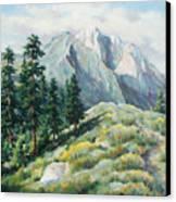 Convict Lake Guardians Canvas Print