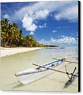 Cook Islands, Aitutaki Canvas Print by Bob Abraham - Printscapes